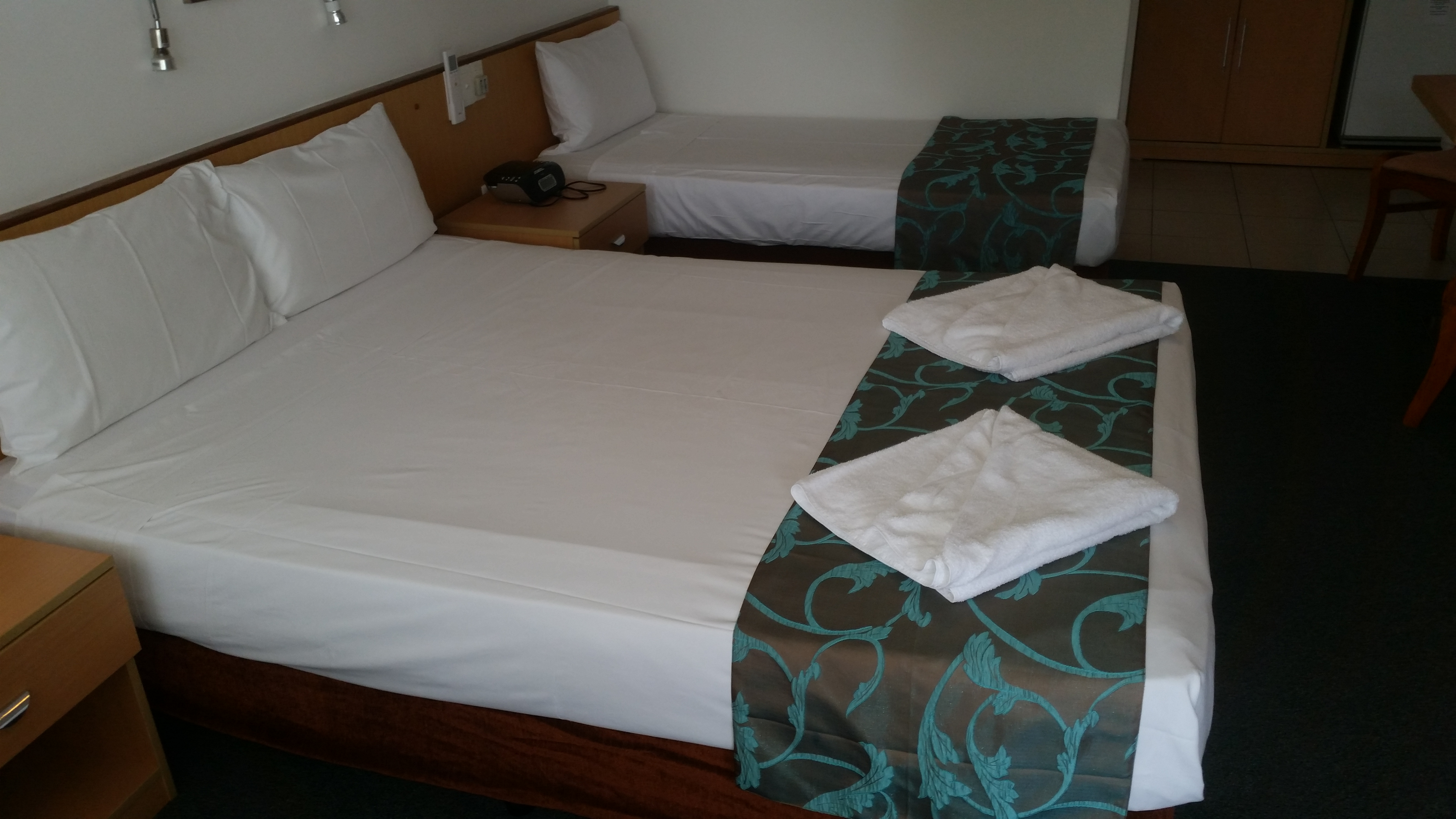 Comfortable and affordable accommodation at Annerley Motor Inn